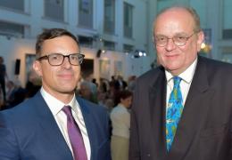"""Österreichs """"Architektur-Außenminister"""" hätte dieser Tage seinen 100. Geburtstag gefeiert."""